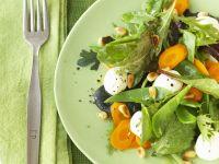 Mixed Salad with Mozzarella recipe