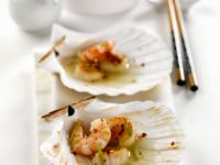 Mixed Seafood in Lime Sauce recipe