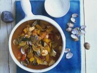 Mixed Shellfish Soup recipe