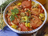 Mixed Stewed Vegetables recipe