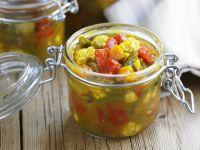 Mixed Veg Chutney recipe