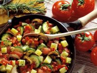 Mixed Vegetable Sauté recipe