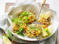 Mixed Veggie Cakes recipe