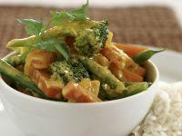Mixed Veggie Curry recipe