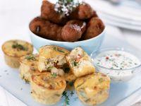 Mixed Veggie Muffins recipe