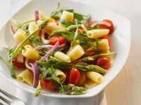 Mixed Veggie Pasta Salad recipe