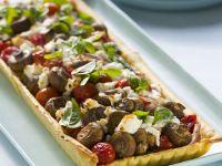 Mixed Veggie Rectangular Pie recipe