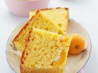 Moist Stone Fruit Loaf recipe