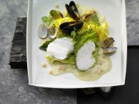 Monkfish in Savoy Cabbage recipe
