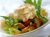 Monkfish with Vegetables recipe