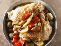 Moorish Chicken Casserole recipe