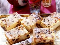 North African Dessert Slices recipe