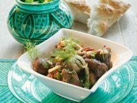 Moroccan Lamb Casserole recipe