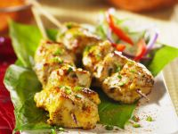 Moroccan Spiced Chicken Skewers recipe