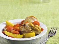 Moroccan-style Braise recipe