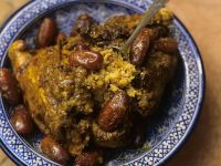 Moroccan-style Lamb Dish recipe