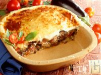 Cheesy Lamb Bake recipe