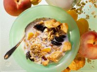 Muesli with Dried Fruit recipe