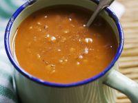 Mug of Red Lentil Broth recipe