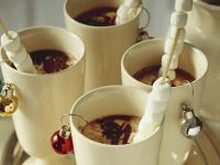 Mugs of Cocoa with Mallow Swizzles recipe