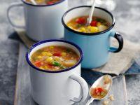 Mugs of Grain and Corn Broth recipe