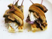 Mushroom and Blue Cheese Bites recipe