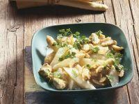 Mushroom-Asparagus Ragout recipe