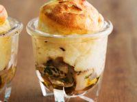Mushroom-Potato Casserole recipe