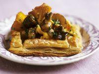 Mushroom Tartlets recipe