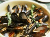 Mussel Linguine recipe