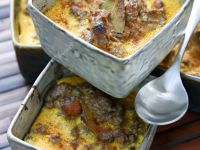 African Beef Mince Bake recipe
