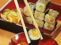 Natto Maki recipe