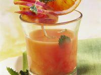 Nectarine and Sanguinello Crush recipe