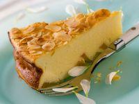 Nectarine Cheesecake recipe