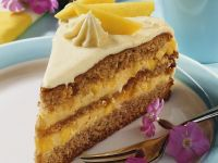 Nectarine Layer Cake recipe