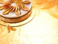 Nectarine Yogurt Cake recipe