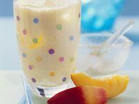Stone Fruit Breakfast Drink recipe