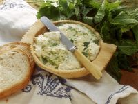 Nettle Cream Cheese recipe