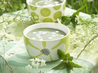 Nettle Soup with Cream recipe