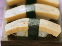 Nigiri with Omelet recipe