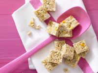 No-Bake Mango-Almond Squares recipe