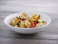 Noodle and Chicken Bowl recipe