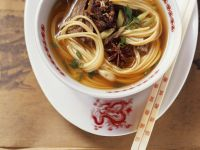 Noodle Broth with Star Anise recipe
