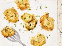 Pasta Patties recipe