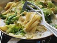 Noodles with Cabbage recipe