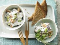 North Sea crab meat Recipes