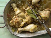North African Braised Chicken recipe