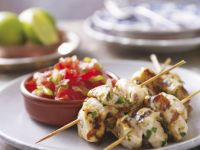 North African Fish Kebabs recipe