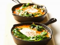 North African Poached Eggs recipe