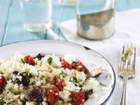 North African-style Grain Salad recipe